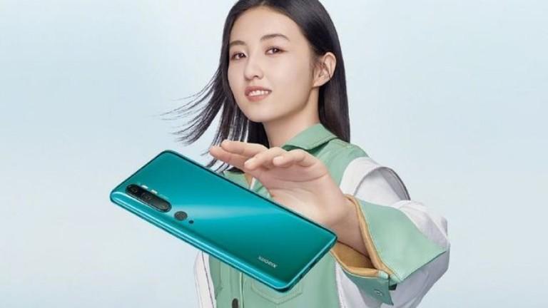 Xiaomi показа смартфон със 108-мегапикселова камера