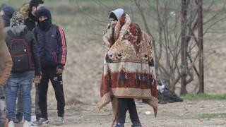 Заловиха 11 нелегални мигранти край Ихтиман