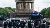 600 задържани и 10 ранени след COVID протест в Германия