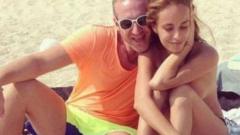 Радина Кърджилова топлес на плажа