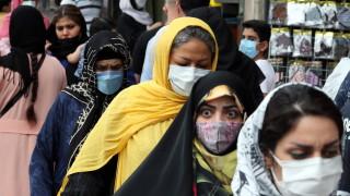 Иран е в окото на пандемията