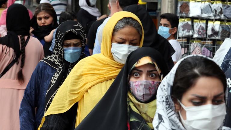Иран регистрира вчера нов рекорден брой на заразените с коронавирус
