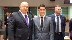 Министър Кралев в Брюксел: Новата Европейска стратегия за младежта се основава на Европейските младежки цели, приети в София