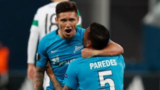 """Милан връща халф на Зенит в Серия """"А"""""""
