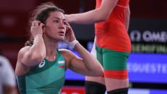 Евелина Николова не успя да се противопостави на беларускиня и ще се бори за бронза