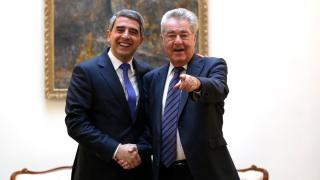Плевнелиев и Хайнц Фишер: Европейската интеграция е средство срещу кризите