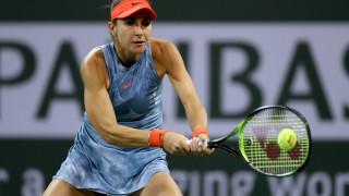 Защитаващата титлата Белинда Бенчич отпадна в Дубай