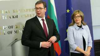 Вучич обеща внимателно да гради отношения с България