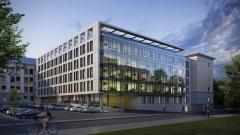 Вдигат нова офис сграда в центъра на София за €50 милиона