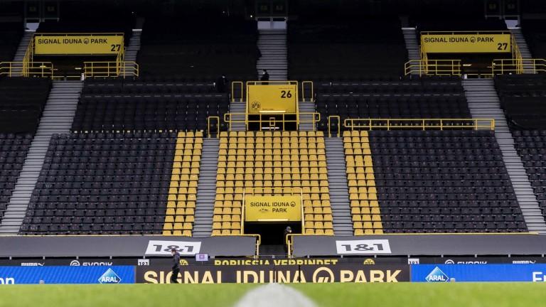Без фенове в Германия до края на сезона