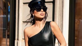 Новата секси фотосесия на Николета Лозанова