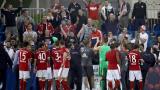 Юношите на Байерн (Мюнхен) вкараха 4 гола на аматьори
