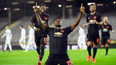 Одион Игало си тръгва от Манчестър Юнайтед