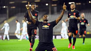 Манчестър Юнайтед може да задържи Игало до януари, но при едно условие