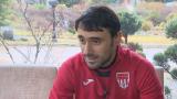 Тошко Янчев: Има тръпка срещу Левски, дано днес ни е ден