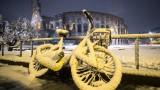 Снежна буря забави полети и наруши транспорта в Рим