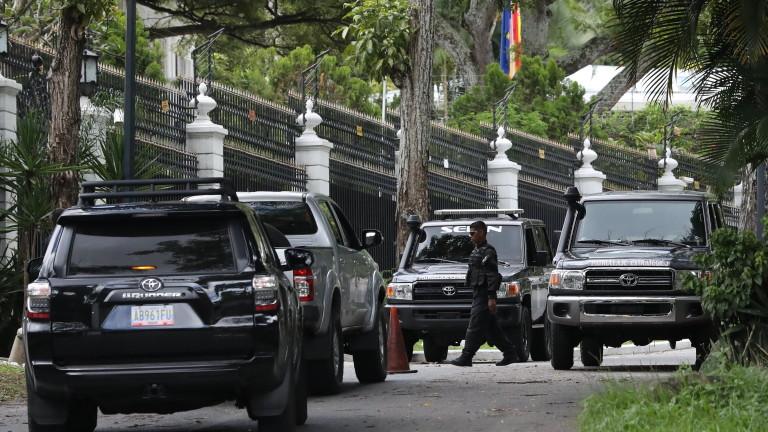 Венецуелският опозиционер Леополдо Лопес, който в продължение на 18 месеца