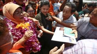Без вот Сингапур си избра първата жена президент