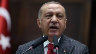 Ердоган: Отказът на САЩ за F-35, които вече са купени, е грабеж