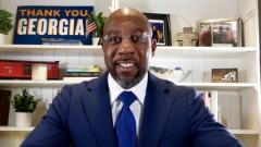 Джорджия пише история - избра първия чернокож сенатор