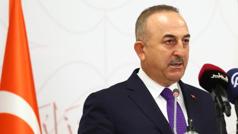 Турция и Египет с първи дипломатически контакти от 2013 г.