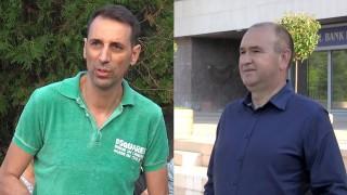 Бизнесменът Ревански: Не съм заплашвал общински служител