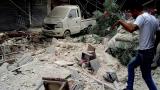 """Ситуацията в Алепо тласкала """"умерената"""" опозиция към терористите според САЩ"""