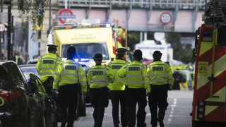 Закопчаха 18-годишен заради атентата в Лондон