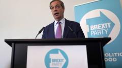 Партията на Фарадж с по-голяма подкрепа от консерватори и лейбъристи взети заедно