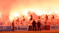 ЦСКА с последно предупреждение за лишаване от домакинство (Всички наказания в Първа лига)