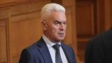 """Сидеров свален от ръководството на ПГ на """"Обединени патриоти"""""""