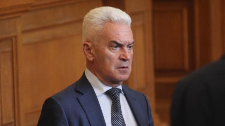 Исканията за оставки легитимират патриотите като партия, убеден Сидеров