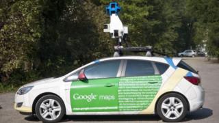 Google Street View отново в България