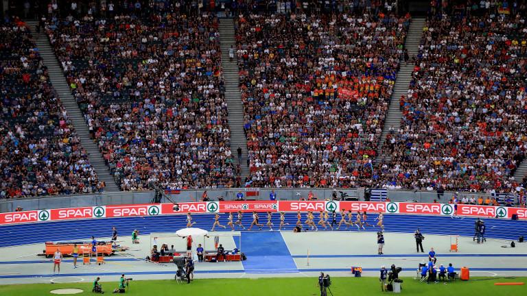 Великобритания оглави класирането по медали на Европейското по лека атлетика
