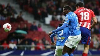 Атлетико (Мадрид) разби Леида и в реванша за Купата на Краля