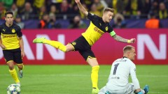 Борусия (Дортмунд) - Барселона 0:0, Ройс пропусна дузпа!