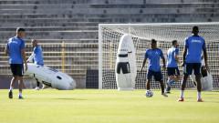 Левски с първа тренировка за седмицата в почти пълен състав