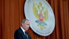 Спортът се превръща в инструмент за геополитически натиск, гневен Путин