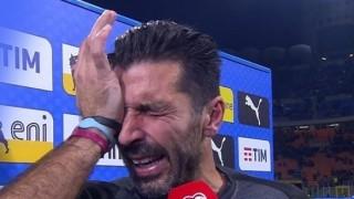 Джиджи разплака и последния фен на Ювентус