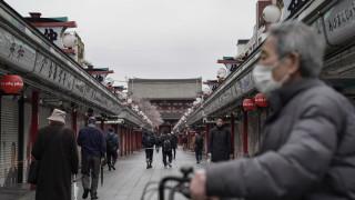 Япония затваря границите си за граждани на САЩ, Китай и Южна Корея
