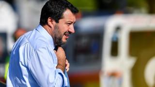 Италианската опозиция поиска Салвини да каже дали е финансиран от Русия