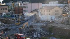В Генуа премахват бетонни блокове от рухналия мост в опит да намерят оцелели