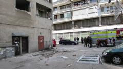 Газова бутилка се взриви в апартамент в Русе