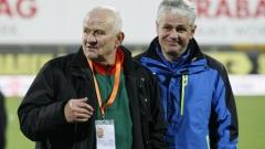 Левски призна за Люпко Петрович!
