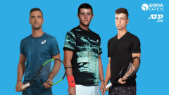 Трима българи в основната схема на Sofia Open 2020