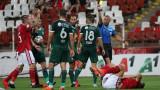 ЦСКА победи Пирин с 1:0 в efbet Лига