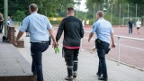 Арестуваха вратар на бежански отбор