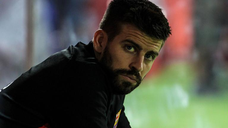 2ea1fffa852 Жерар Пике: Винаги е чест да играя за Испания - News.bg