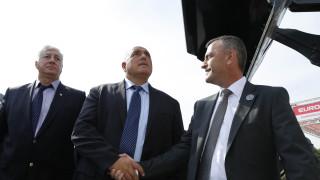Борисов отрича да си е говорил с Гергов за коалиция