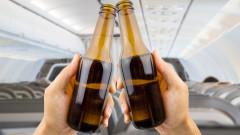 Защо някои авиокомпании спряха да предлагат алкохол на борда